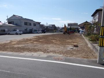 豊川市 Y 様邸解体工事完了