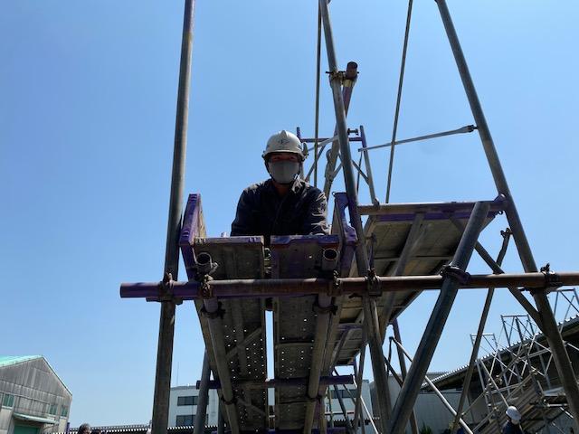 地域の発展を支える解体工事業者です!
